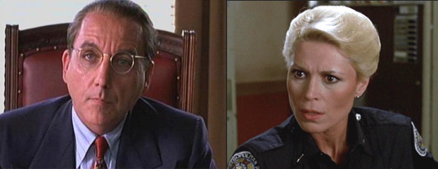 Bob Gunton & Leslie Easterbrook swing by to talk about XCON.