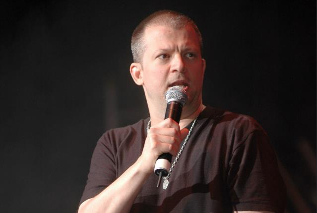 Comedian Jim Norton stops by to talk about his new stand-up.