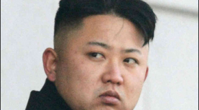YOU'RE AN ASSHOLE, KIM JONG UN